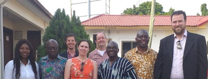 Data missions to Ghana and Uganda